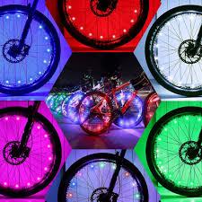 Bike Tire Lights Daway Led Bike Wheel Light A01 Waterproof Bright Bicycle