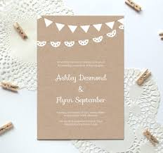 Free Downloadable Wedding Invitation Templates Free Printable Wedding Invitation Template 7