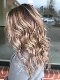 Cierra Fremont Winterblonde Balayage Hair Hairstyle