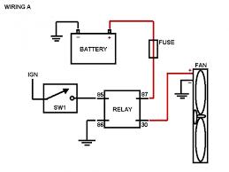 mini relay wiring diagram simple wiring diagram 12v fan relay diagram data wiring diagram today 5 pin mini relay wiring diagram electric wire
