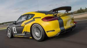 Porsche Cayman GT4 Clubsport (2017) review by CAR Magazine