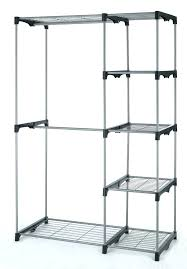 Rolling Coat Rack With Shelf Garment Rack With Shelf Artsportme 71