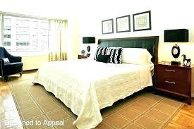 bedroom runner rug runners dresser