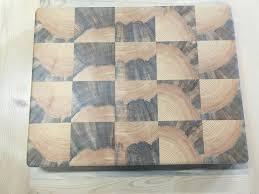 Square Butcher Block Cutting Board — Colorado Tables & Colorado Tables - Butcher Block Cutting Board Adamdwight.com