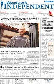 The Woodstock Independent. November 19 2014 by Woodstock.