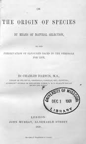 years of on the origin of species the historical journey from title page of on the origin of species middot charles darwin