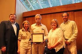 2017 Grace Johnson Volunteer Award Recipient · Parmenter Foundation