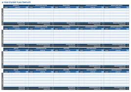 4 Year Plan Template 28 Free Time Management Worksheets Smartsheet
