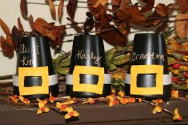 creative way diy thanksgiving place card ideas