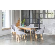 kitchen table and chairs. Faldo Extendable Dining Set With 4 Chairs Kitchen Table And A
