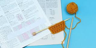 How To Read Knitting Charts 10 Rows A Day