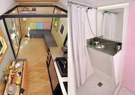 Tiny House Kitchen Tiny House Tips Vtg King Kitchenette Sink Refrigerator Stove Retro