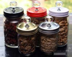 Decorative Jars With Lids Crystal jar with lid Etsy 36