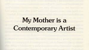 my mother is a contemporary artist blog need supply co