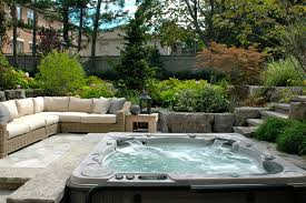 patio ideas with hot tub. Contemporary Ideas Backyard Patio Ideas With Hot Tub Images And Patio Ideas With Hot Tub N
