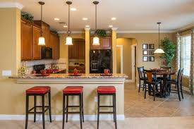 Kitchen For New Homes The Trails At Stoney Ridge