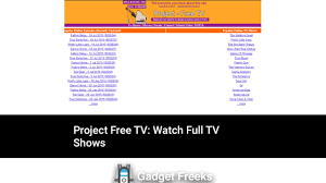 project free tv 2021 top 11 best