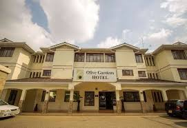 olive gardens hotel nairobi