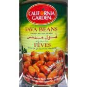 california garden fava beans nutrition grade b