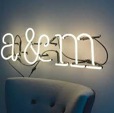 letter lighting. Neon Letter Light Lighting