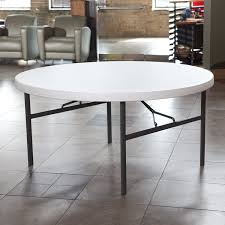stronger and more durable lifetime tables chairs round lifetime tables chairs with brown tile floor
