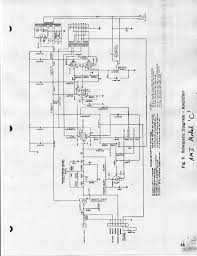 wade s audio and tube page ami model c jukebox amplifier 2 6l6g approx 14dbw schematic