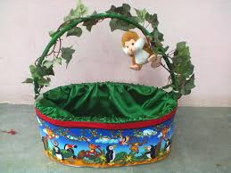 How To Decorate A Cane Decorative Cane Baskets Decorative Monkey Basket BAS100 59