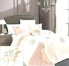pink comforter full blush bedding quilt cover king size queen light twin set image o light pink comforter