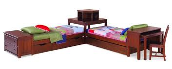 l shaped beds with corner unit. Modren Shaped Corner Twin Beds  LShaped Bed With Unit Dream  Intended L Shaped With E