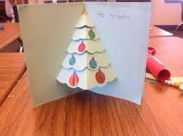 Diy Christmas Cards Puddle Wonderful Learning Diy Pop Up Christmas Card