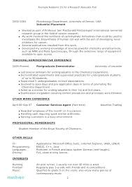 Targeted Resume Example Achievements Tongue And Quill