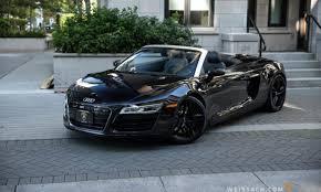 black audi r8 spyder. Beautiful Spyder Year 2014 Intended Black Audi R8 Spyder