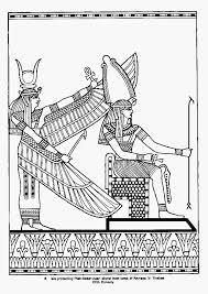 Schattige Eenhoorn Kleurplaat Divers Kleurplaat Egypte 6597