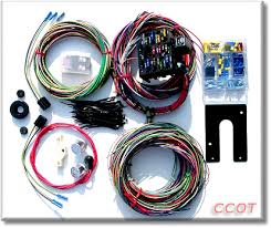 complete wiring harness kit 76 FJ40 Wiring -Diagram at Ez Wiring Harness Fj40
