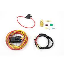 pro series electric fan 165° 185° relay wiring kit