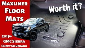 all weather floor mats for my 2020 gmc
