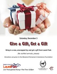 give a gift get a gift