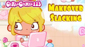 makeover slacking game games boss games