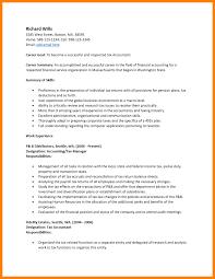 Resume Sample For Accounting Jobs 6 Cv Sample For Accounting Job Bdf Theorynpractice