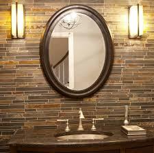 oval bathroom mirrors amazon