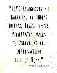 Amazoncom Wall Art Print Maya Angelou Famous Quote Love