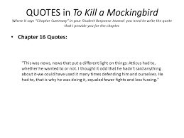 Important Quotes From To Kill A Mockingbird Cool Important Quotes From To Kill A Mockingbird Chapter 48 48 Best