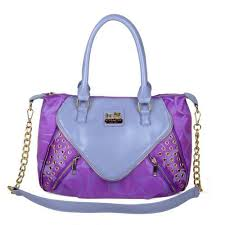 Coach Odette Grommet Medium Purple Luggage Bags EAG