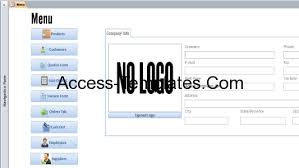 Access Personnel Database Template Access Employee Database Templates For Ms Access 2013 And 2016