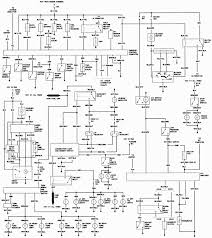 Labeled 1986 toyota pickup wiring diagram