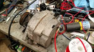 1984 vw rabbit diesel part 5 how to install a gm alternator on 1984 vw rabbit diesel part 5 how to install a gm alternator on anything