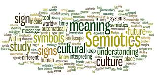 essay poster semiotics michaelbutterworth unknown semiotics wordle