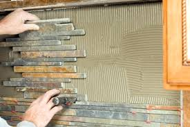 installing tile backsplash how to install a step step how to install tile installing tile can