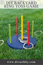 backyard ring toss