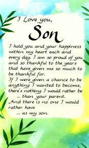 Love Quotes For My Son New 48 Mother Son Quotes To Show How Much He Means To You BayArt